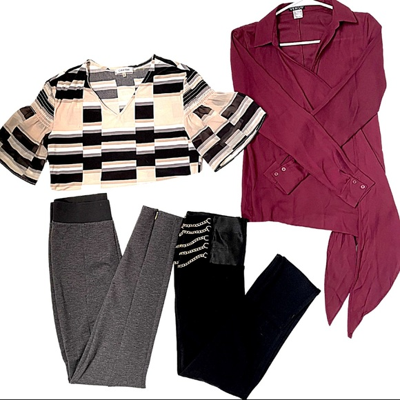 Women's casual dress clothes